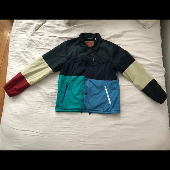 Levi's Patchwork Jacket